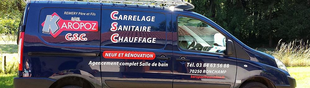 Accueil sarl karopoz sp cialiste du carrelage for Carrelage sanitaire